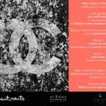 ART AND FASHION – OLGA KONDRATSKA 'LOGOMANIA' AND BEATRIX JOO SENTIMENTS CONFETTI